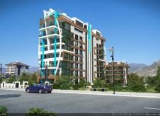 Эксклюзивные апартаменты в г. Алания Турция